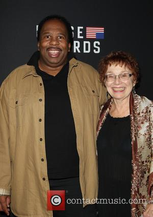 Leslie David Baker and Guest - Special Screening Of Netflix's