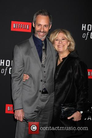 Michel Gill and Jayne Atkinson