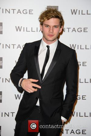 Jeremy Irvine - 3rd Annual WilliamVintage dinner held at St. Pancras Hotel - Arrivals - London, United Kingdom - Friday...