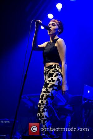 Chloe Howl - Chloe Howl performs to a sold-out crowd at Heineken Music Hall, as Ellie Goulding's supporting act -...