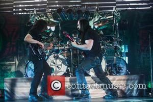 John Myung, John Petrucci and Dream Theater