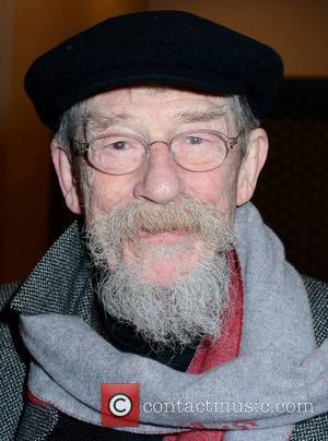 John Hurt - Jameson Dublin International Film Festival - 'Only Lovers Left Alive' screening - Dublin, Ireland - Saturday 15th...