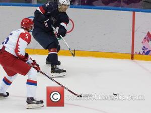 Hockey, Sochi, Winter Olympics, United States and Russia