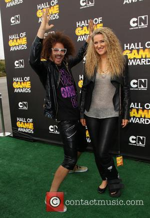 Redfoo - Cartoon Network's Hall of Game Awards
