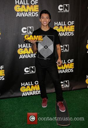 Cartoon Network and Nyjah Huston