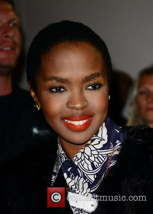Lauryn Hill - 21st Annual 9 Mile Music Festival and Food Drive held at the Miami-Dade County Fairgrounds - Backstage...
