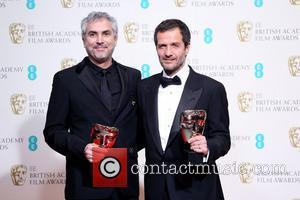 Alfonso Cuaron and David Heyman