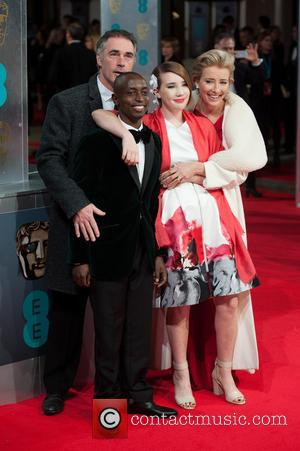 Emma Thompson, Gaia Romilly Wise and Greg Wise - EE British Academy Film Awards (BAFTA) held at the Royal Opera...