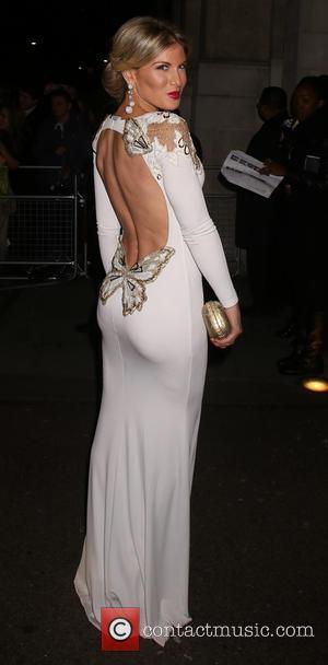 Hofit Golan - EE British Academy Film Awards (BAFTA) after party at Grosvenor House - Arrivals - London, United Kingdom...