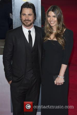 Christian Bale and Sibi Blazic - EE British Academy Film Awards 2014 (BAFTA) held at the Royal Opera House -...