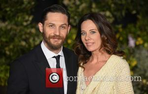 Charlotte Riley , Tom Hardy - EE British Academy Film Awards (BAFTA) after-party held at the Grosvenor House - Arrivals...