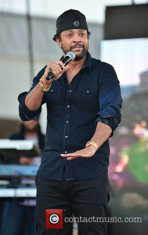 Shaggy - 21st Annual 9 Mile Music Festival and Food Drive held at the Miami-Dade County Fairgrounds - Performances -...