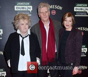 Brenda Fricker, James Fox and Virginia Gilbert