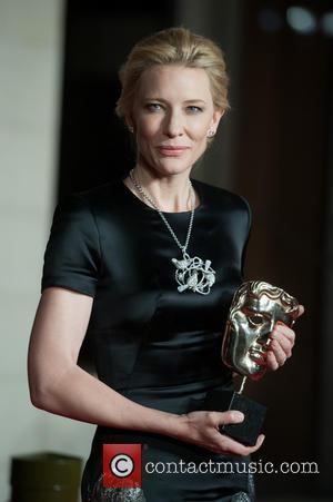 Cate Blanchett, Grosvenor House, BAFTA