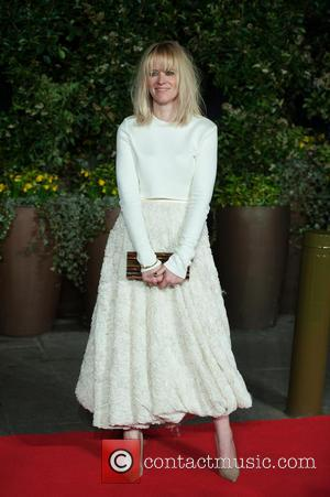 Edith Bowman - EE British Academy Film Awards (BAFTA) after-party held at the Grosvenor House - Arrivals. - London, United...