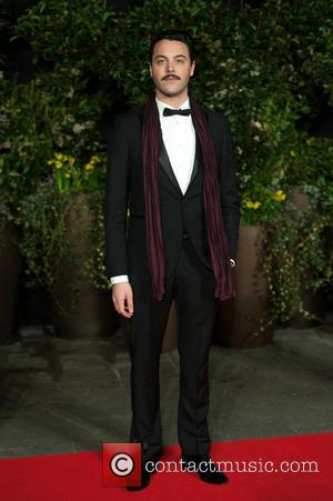 Jack Huston - EE British Academy Film Awards (BAFTA) after-party held at the Grosvenor House - Arrivals. - London, United...