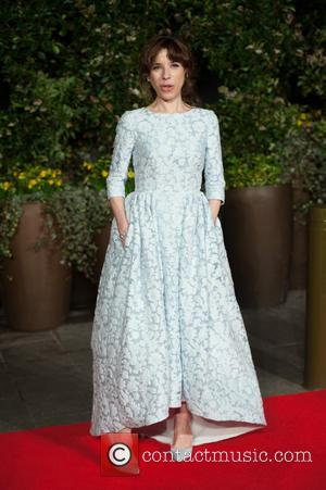 Sally Hawkins - EE British Academy Film Awards (BAFTA) after-party held at the Grosvenor House - Arrivals. - London, United...