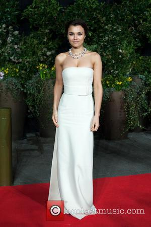 Samantha Barks - EE British Academy Film Awards (BAFTA) after-party held at the Grosvenor House - Arrivals. - London, United...
