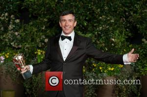 Steve Coogan - EE British Academy Film Awards (BAFTA) after-party held at the Grosvenor House - Arrivals. - London, United...