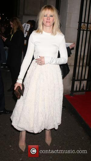 Edith Bowman - EE British Academy Film Awards (BAFTA) after party at Grosvenor House - Arrivals - London, United Kingdom...
