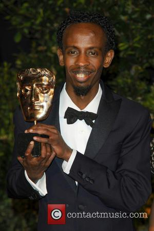 Barkhad Abdi - EE British Academy Film Awards 2014 (BAFTA) - Afterparty - London, United Kingdom - Sunday 16th February...