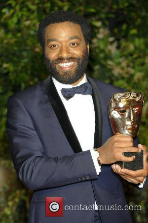 Chiwetel Ejiofor, BAFTA Afterparty