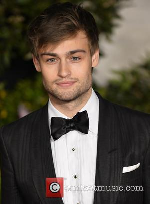 Douglas Booth - EE British Academy Film Awards (BAFTA) after-party held at the Grosvenor House - Arrivals - London, United...