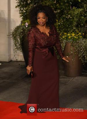 Oprah Winfrey - EE British Academy Film Awards (BAFTA) after-party held at the Grosvenor House - Arrivals - London, United...