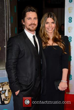 Christian Bale and Sibi Blazic - EE British Academy Film Awards (BAFTA) 2014 held at the Royal Opera House -...