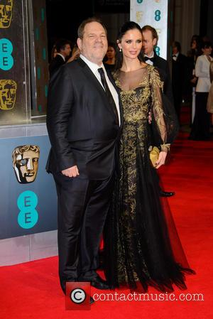 Harvey Weinstein and Georgina Chapman - EE British Academy Film Awards (BAFTA) 2014 held at the Royal Opera House -...