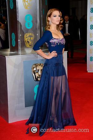 Lea Seydoux - EE British Academy Film Awards (BAFTA) 2014 held at the Royal Opera House - Arrivals - London,...