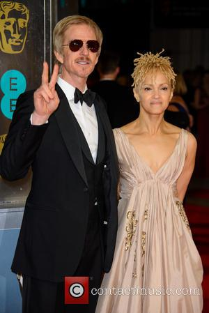 Matthew Modine and Caridad Rivera - EE British Academy Film Awards (BAFTA) 2014 held at the Royal Opera House -...