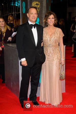 Tom Hanks and Rita Wilson - EE British Academy Film Awards (BAFTA) 2014 held at the Royal Opera House -...