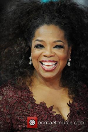 Oprah Winfrey - EE British Academy Film Awards in 2014