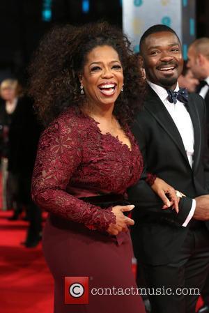 David Oyelowo and Oprah Winfrey