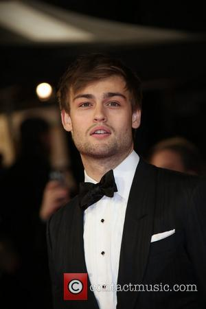 Douglas Booth - EE British Academy Film Awards (BAFTA) 2014 held at the Royal Opera House - Arrivals - London,...