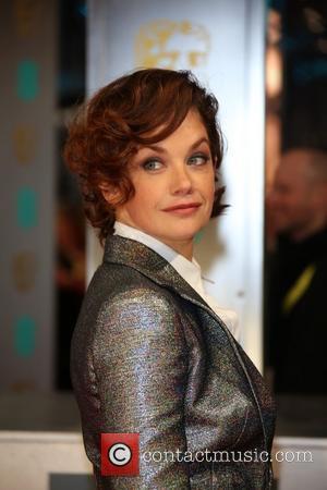 Ruth Wilson - EE British Academy Film Awards (BAFTA) 2014 held at the Royal Opera House - Arrivals - London,...