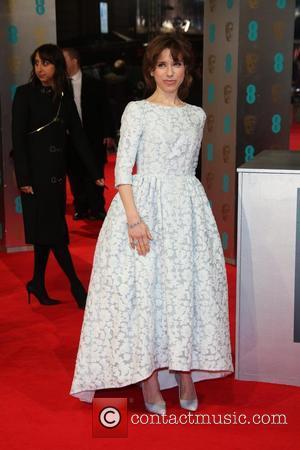 Sally Hawkins - EE British Academy Film Awards (BAFTA) 2014 held at the Royal Opera House - Arrivals - London,...