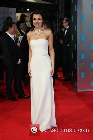 Samantha Barks - EE British Academy Film Awards (BAFTA) 2014 held at the Royal Opera House - Arrivals - London,...