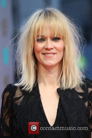 Edith Bowman - British Academy Film Awards (BAFTA) 2014 held at the Royal Opera House - Arrivals - London, United...