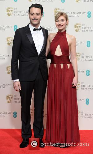Jack Huston and Imogen Poots - EE British Academy Film Awards (BAFTA) 2014 held at the Royal Opera House -...