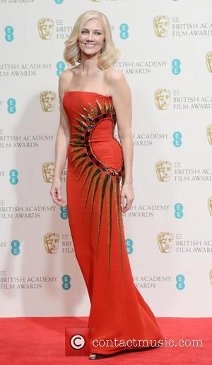 Joely Richardson - EE British Academy Film Awards (BAFTA) 2014 held at the Royal Opera House - Pressroom - London,...