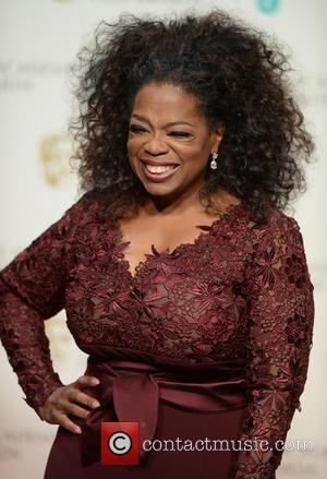 Oprah Winfrey - EE British Academy Film Awards (BAFTA) 2014 held at the Royal Opera House - Pressroom - London,...