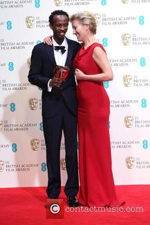 Emma Thompson and Barkhad Abdi