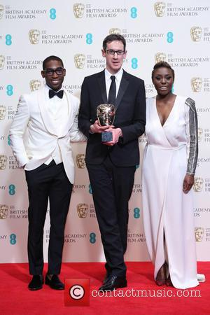 Tinie Tempah Raps at the BAFTA's, High Fives Prince William [Video]
