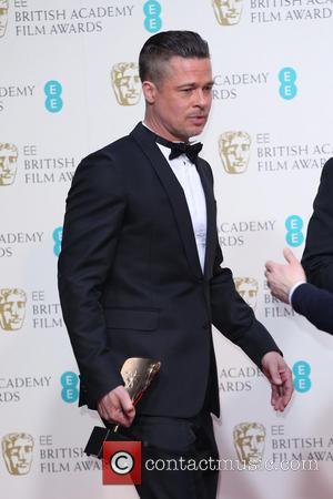 Brad Pitt - British Academy Film Awards (BAFTA) 2014 held at the Royal Opera House - Press Room - London,...