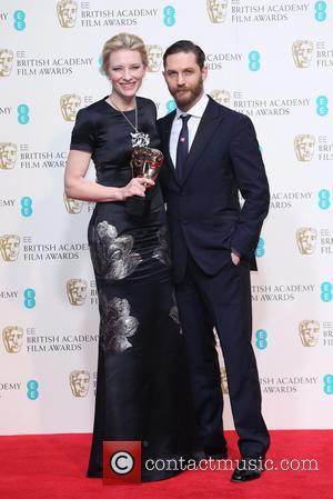 Cate Blanchett and Tom Hardy - British Academy Film Awards (BAFTA) 2014 held at the Royal Opera House - Press...