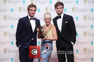Sam Clafin, Catherine Martin and Douglas Booth