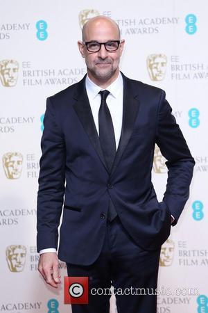 Stanley Tucci - British Academy Film Awards (BAFTA) 2014 held at the Royal Opera House - Winners Room - London,...