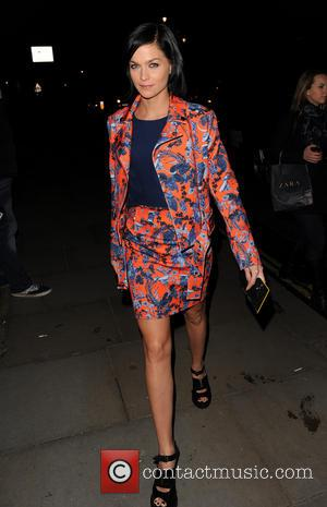 Guest - Celebraties arriving to view Matthew Williamson Autumn and Winter Collection fashion show. - London, United Kingdom - Sunday...